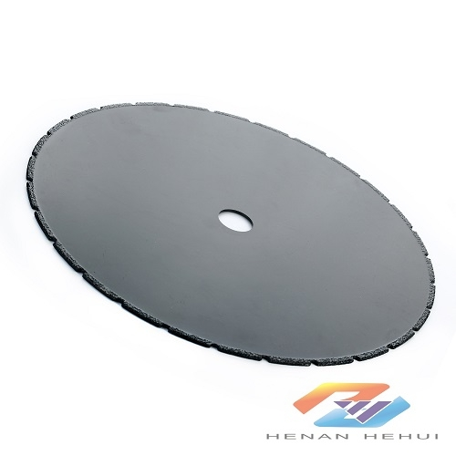 Vacuum Brazed Diamond Blade for Metal Cutting (normal type)