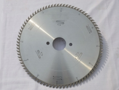 TCT circular saw blade for wood cutting-computer panel sizing saw blade