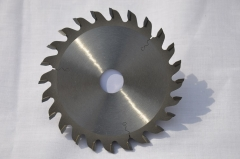 T.C.T circular saw blade for wood cutting-Scoring saw blade for table saw