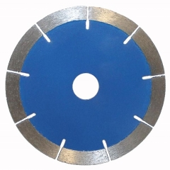 hot-pressed segmented diamond blade for stone