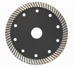 hot-pressed turbo diamond blade for stone