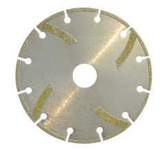 electroplating diamond cutting disc