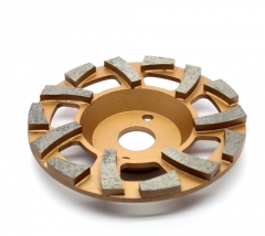 metal bond diammond cup wheel for concrete grinding