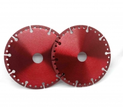 metal cutters-aggressive diamond saw blade for metal cutting